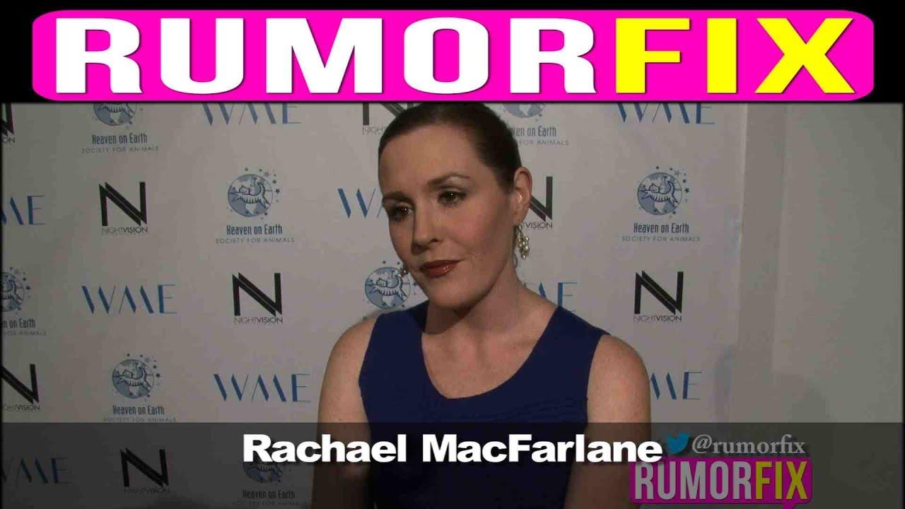 rachael macfarlane age