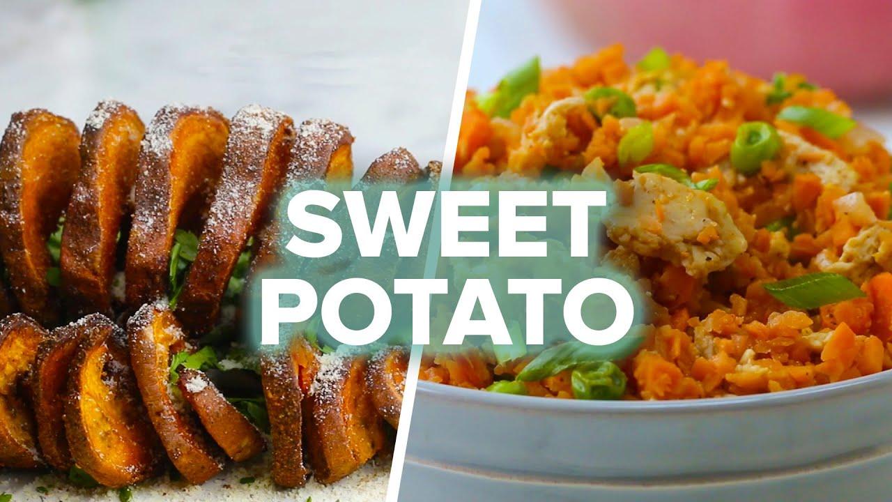 6 Delicious Sweet Potato Recipes - YouTube