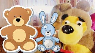 Обзор моих мягких игрушек, моя колекция детский игрушек  rowse soft toys, my collection of toys