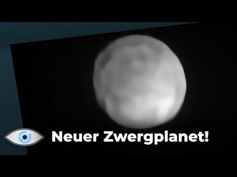 Neuer Zwergplanet im Sonnensystem aufgespürt?!