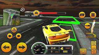 Crazy Taxi Car Driving Game: City Cab Sim 2018 HD Gameplay