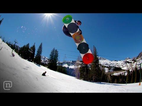 Record Store Day Vinyl Snowboard: ETT