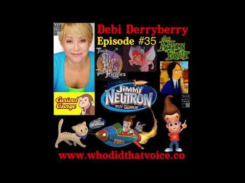 Debi Derryberry - (Jimmy Neutron) - Episode #35