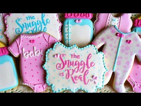 baby-shower-cookie-tutorial---five-designs!