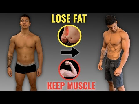 How To Lose MORE Fat And KEEP/BUILD Muscle (3 WORST Dieting Mistakes You Need To Avoid)