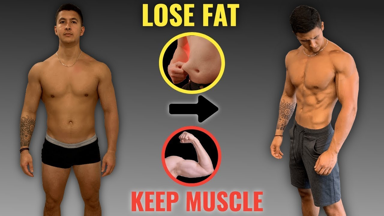 how to reduce body fat without dieting