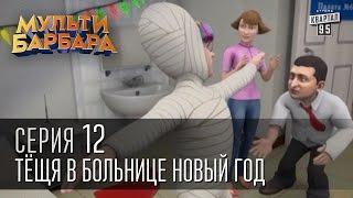 Мульти Барбара, серия 12 - Решил и Бросил,Украинский Прозаик - Янукович,Тёща в больнице Новый Год