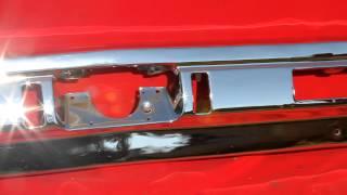 1967 Oldsmobile Delta 88 Dynamic 88 Bumper