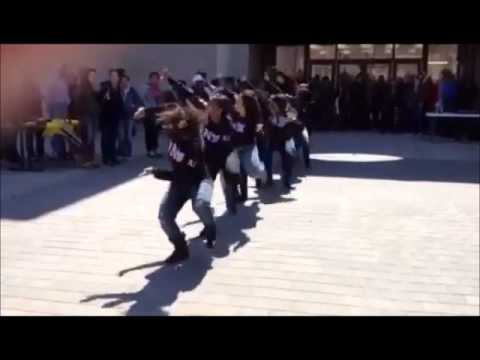 Alpha Iota Chapter of Theta Nu Xi Strolls to Coolin