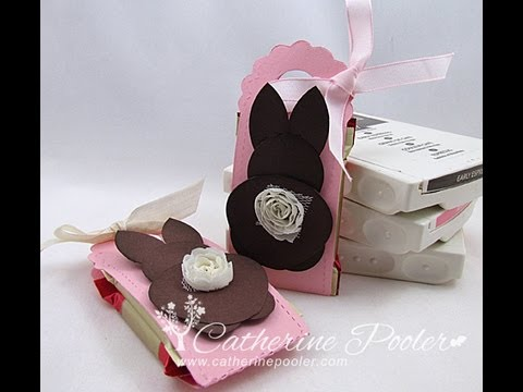 Easter Bunny Punch Art With Stampin Up Punches