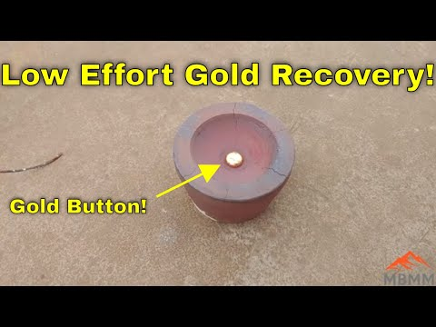 Recover the Most Gold with the Least Effort - Production Smelting Techniques!