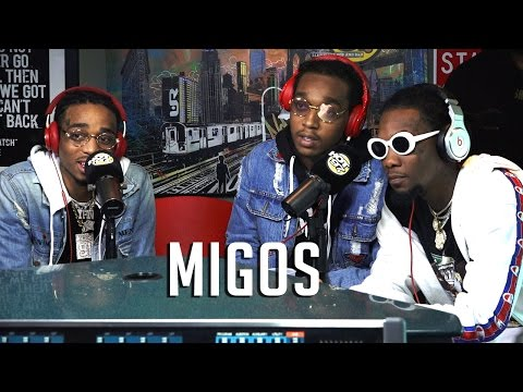 Migos Are the Hottest in the Game and Plan on Beating 'the Beatles'