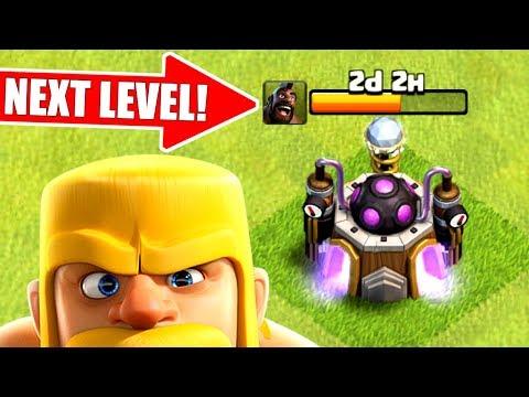 UNLOCKING THE NEXT LEVEL!! - Clash Of Clans