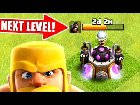 UNLOCKING THE NEXT LEVEL!! - Clash Of Clans