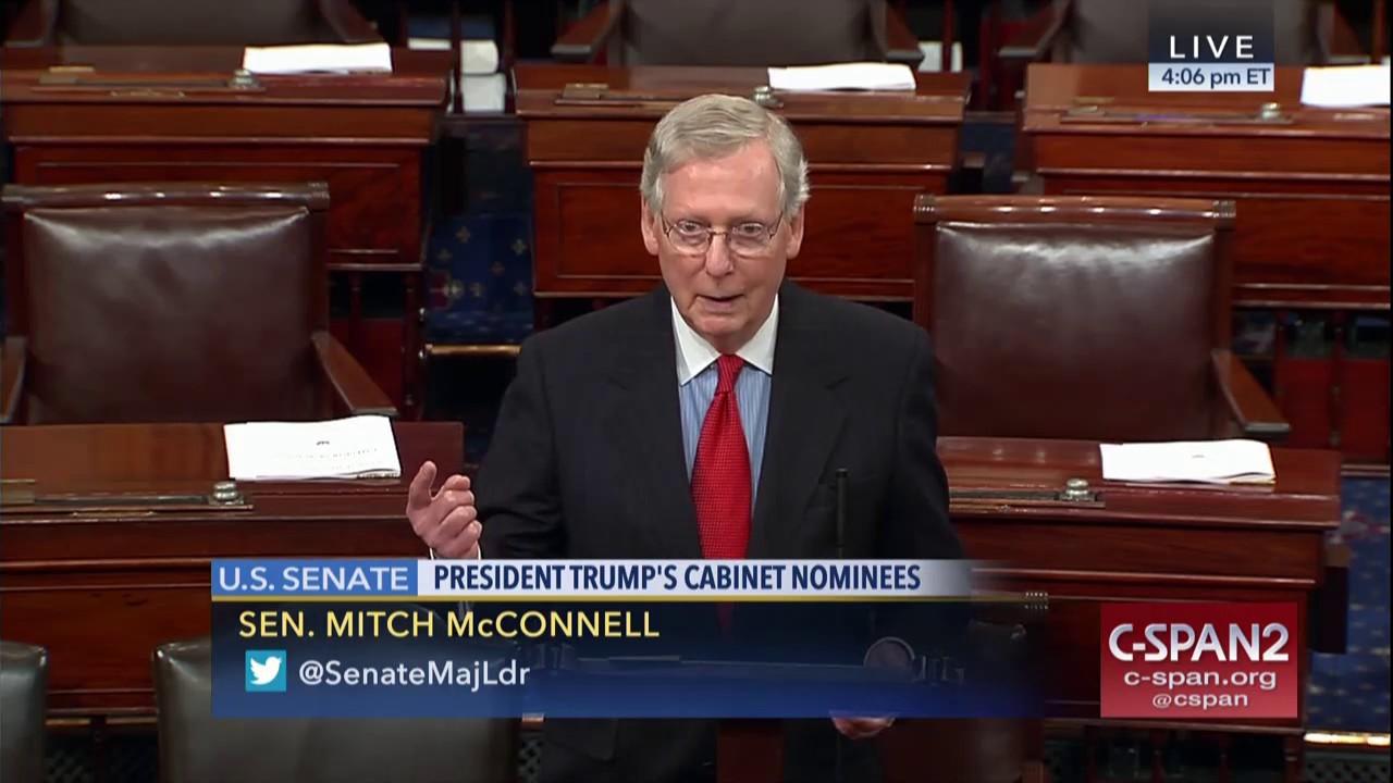 Us Cabinet Secretaries Trumps Nominees Face Unprecedented Democrat Obstructionism