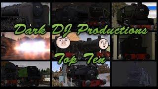 Dark DJ Productions - Top Ten
