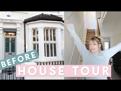 I Bought a House! House Tour of an English Victorian Home 2018 (It