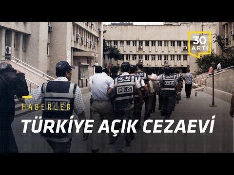 Türkiye açık cezaevine döndü…Cumartesi Annelerine şiddet…'Maaşlar ödenemeyecek'…Venezuela'dan kaçış…