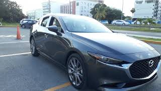 Mazda 3 2019 a prueba