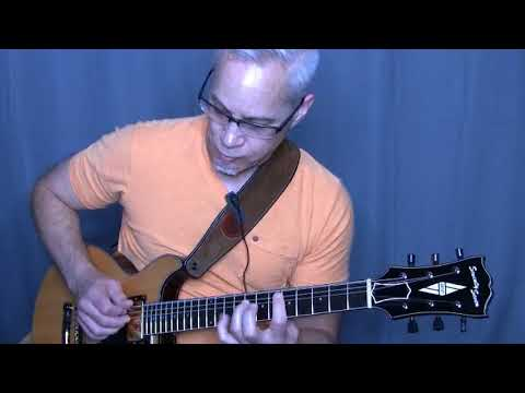 Sheets of Sound for Legato Guitar Example