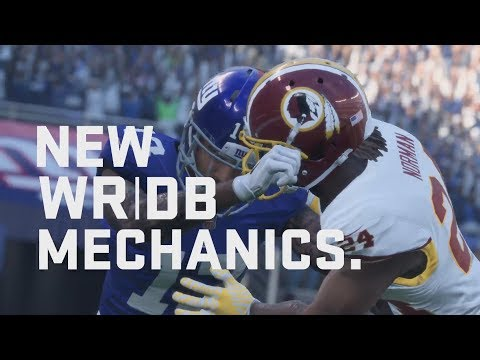 Madden 18 Whats New Gameplay Trailer!
