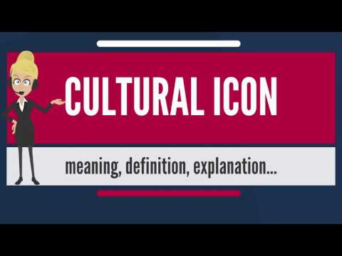What is CULTURAL ICON? What does CULTURAL ICON mean? CULTURAL ICON meaning, definition & explanation