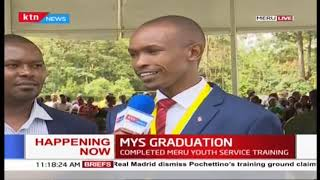 More than 1000 youth set to graduate from Meru Youth Sevice Training