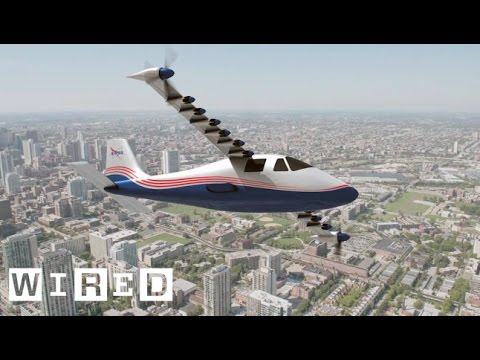 NASA's New X-Plane Looks Goofy But Packs Some Serious Tech   WIRED