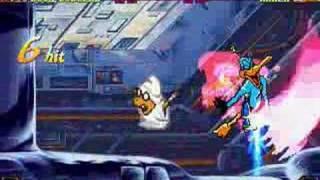 LS MUGEN Special: Duck Dodger's Initiation