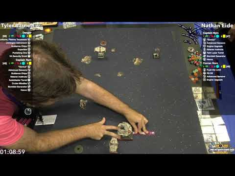 Tyler Barnett vs Nathan Eide North American Championship Day 2 Round 1