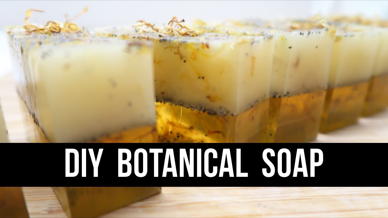 Diy Botanical Soap For Beginners Royalty Soaps