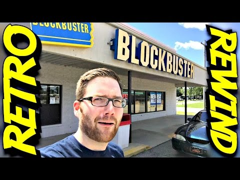 There's Still A Blockbuster Video In Indiana And This Guy Went There