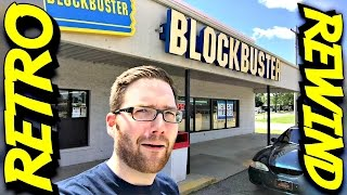 Blockbuster Video - Retro Rewind
