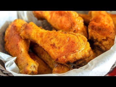 How to Make Easy Chicken Drumstick Pakora Recipe || By ...
