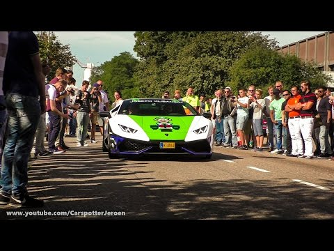 08.11.2016 | Cars leaving Autovisie Cars and Coffee XXL Amsterdam