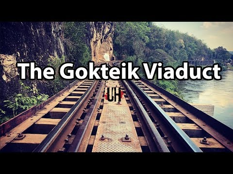 The Gokteik Viaduct - Real Life Horror
