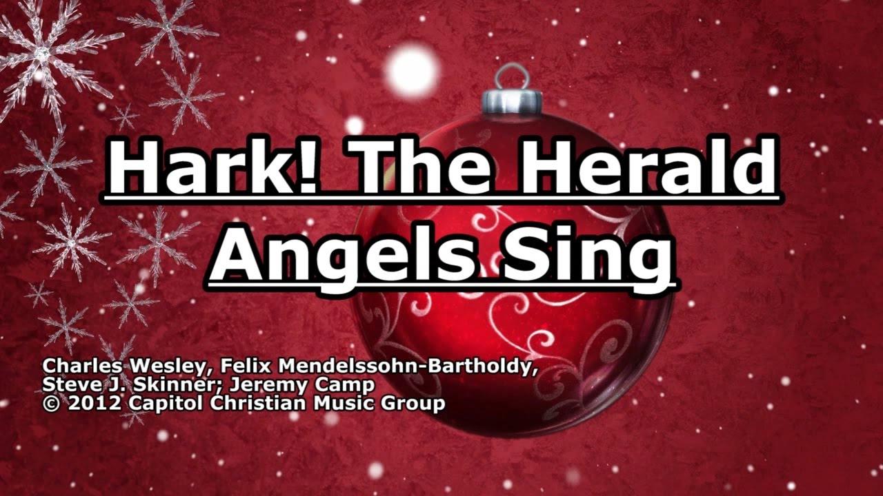 Hark The Herald Angels Sing Jeremy Camp Lyrics