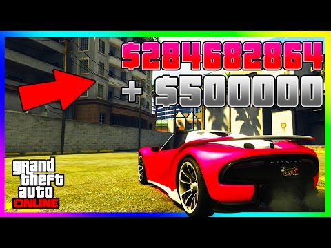 """GTA 5 Online - How To """"Make Money FAST"""" In GTA 5 Online! SOLO Money Method In GTA Online! (GTA V)"""
