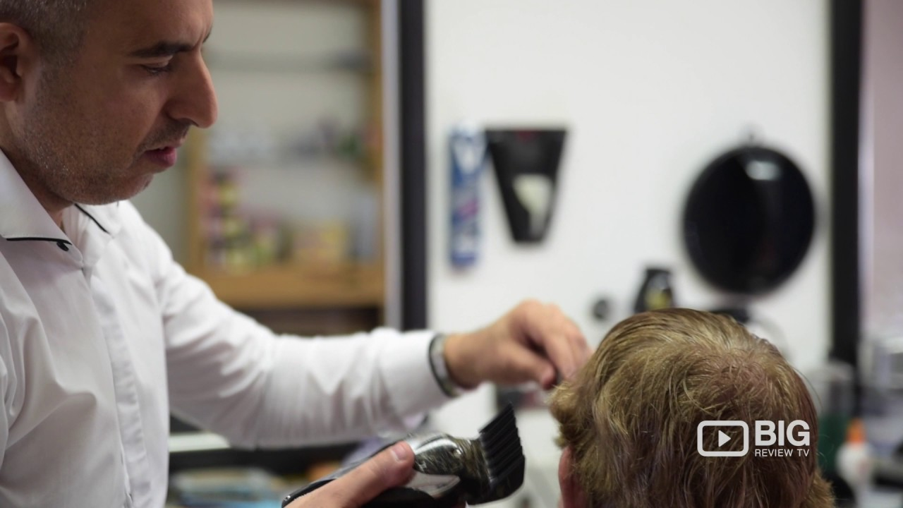 The Park Barbers A Barber Shop London For Mens Hairstyles And Mens