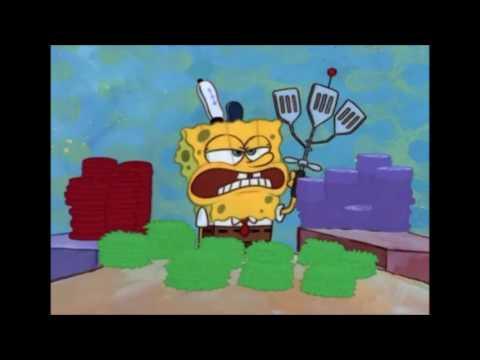 SpongeBob: Living in the sunlight