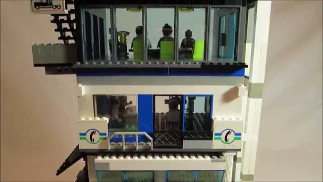 lego office building. Lego MOC: Office Tower Building Skyscraper H