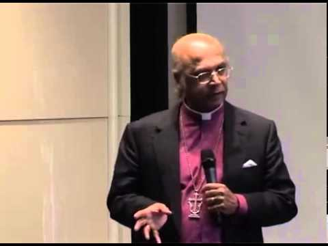 Can Christianity and the EU Survive   Bishop Michael Nazir Ali