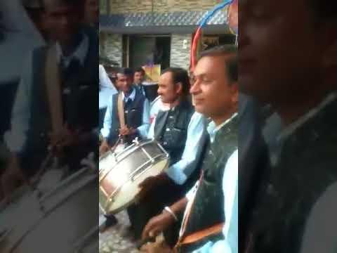 Mangaldeep Band,Nagpur performs song Bappa from movie Banjo