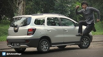 Review Chevrolet Spin Activ Indonesia - Part 1