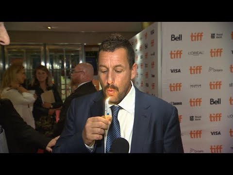 Louie Cruz - Adam Sandler Talks About Eddie Murphy's Return to SNL