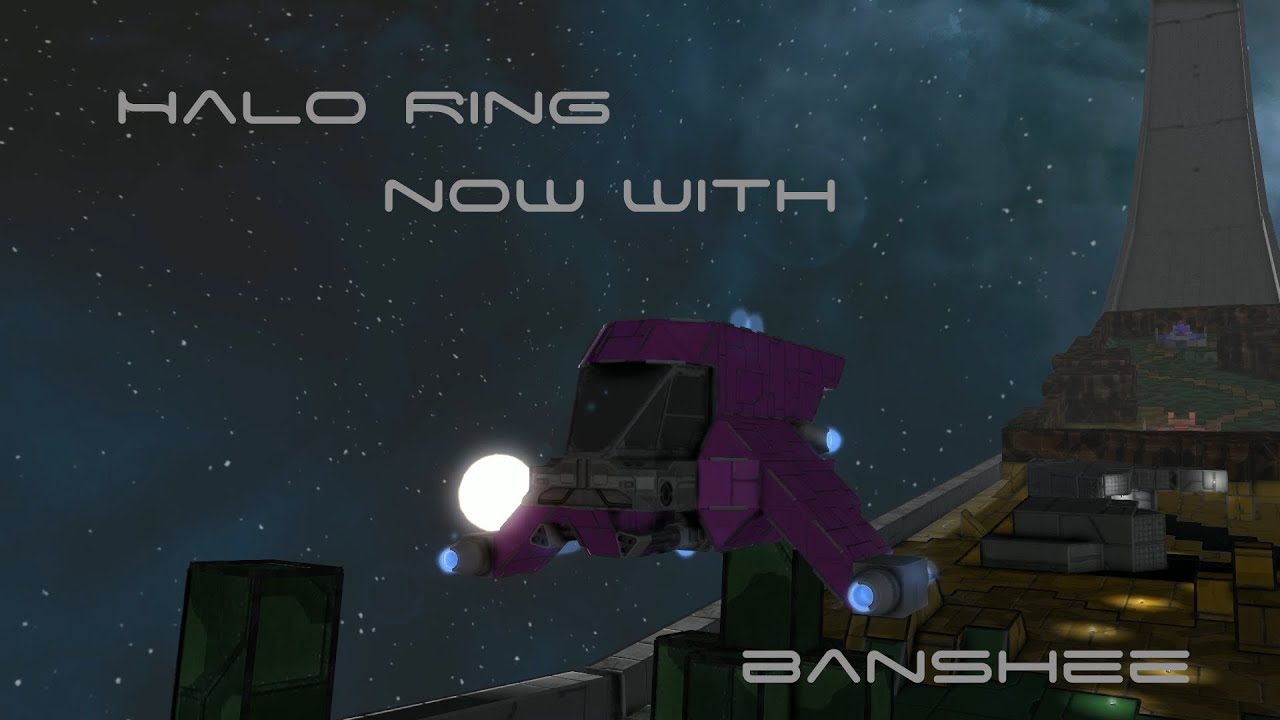 Halo Ring Video Game