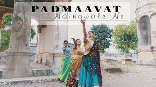 Padmaavat: Nainowale Ne - Dance Choreography by _the_pravin | Dance Point Zumba