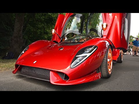 The BEST-OF the Goodwood Festival Of Speed 2019!