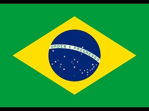Флаг Бразилии.