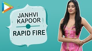 "Janhvi Kapoor: ""I want Kamli from SANJU to be my BESTFRIEND"" 